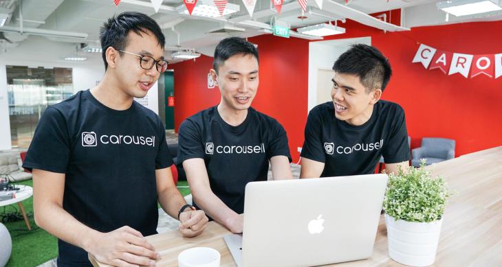 Southeast Asia Based Craigslist Like Mobile Listings Startup Carousell Raises M Series C