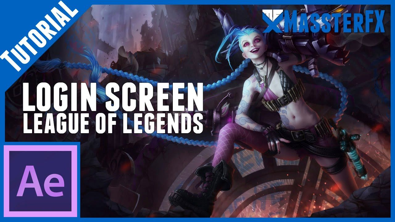 After Effects Tutorial Efecto Para Animar Fotos League Of Legends Personajes Lol League Of Legends League Of Legends