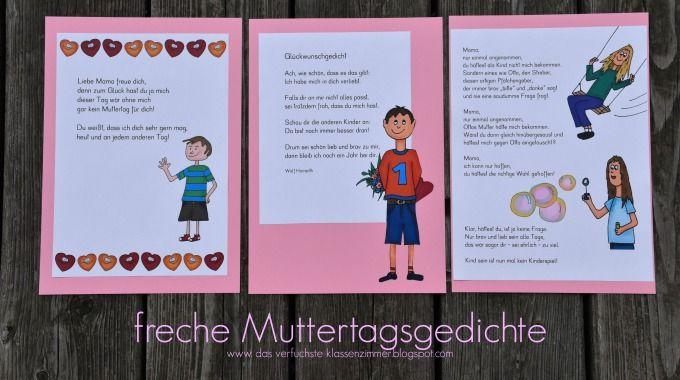 Freche Muttertagsgedichte Klein Jpg 680 380 Muttertag Und