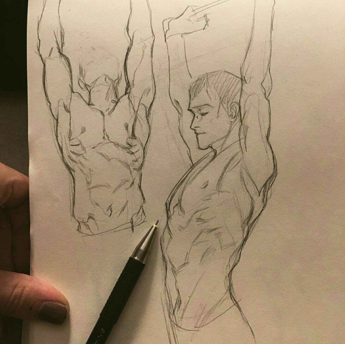 Pin de 孟儒 謝 en Action poses | Pinterest | Anatomía, Dibujo y Bocetos