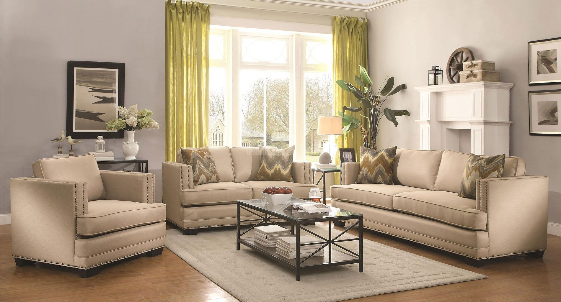 Rosario Living Room Set