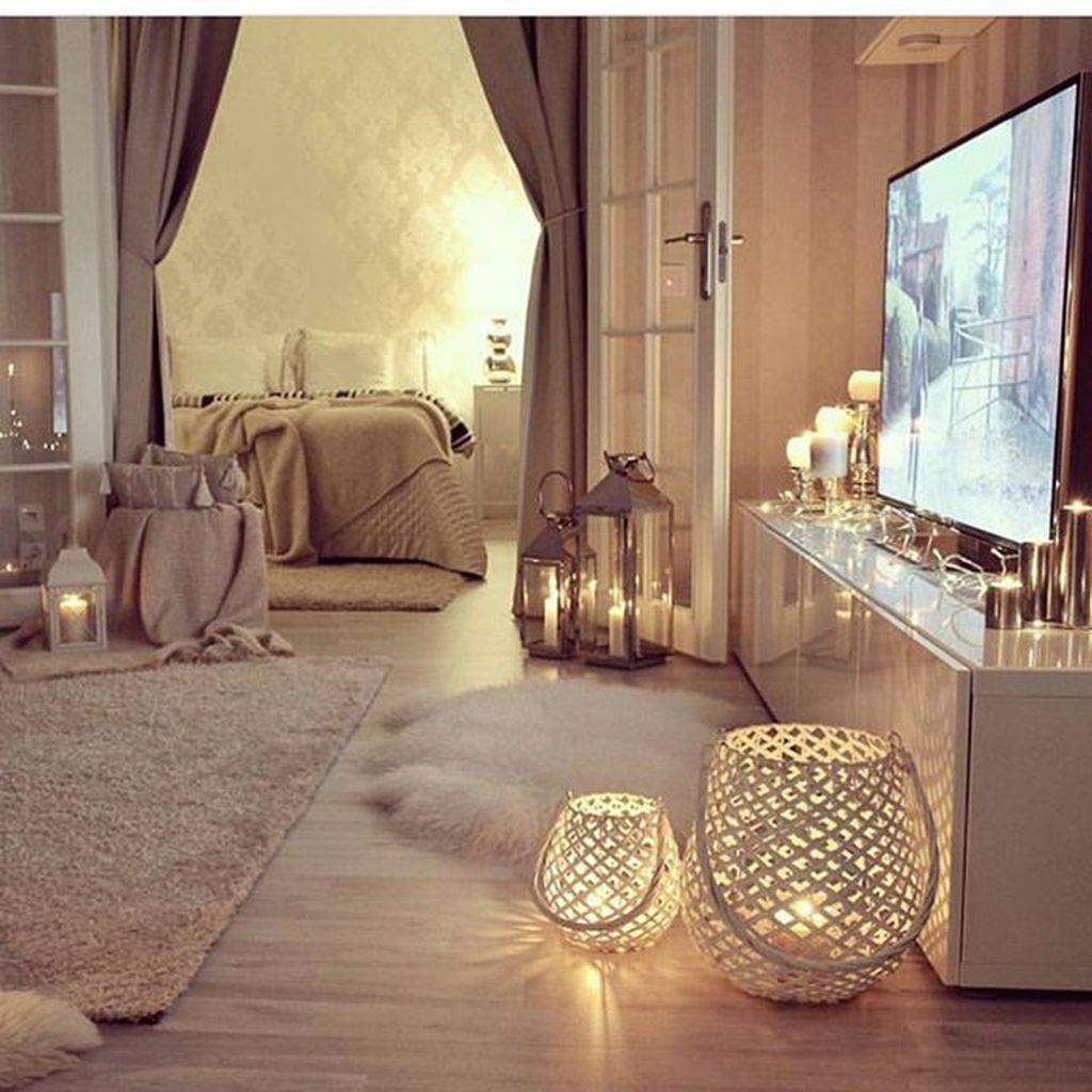 20 Romantic Bedroom Ideas: Romantic Living Room, Romantic