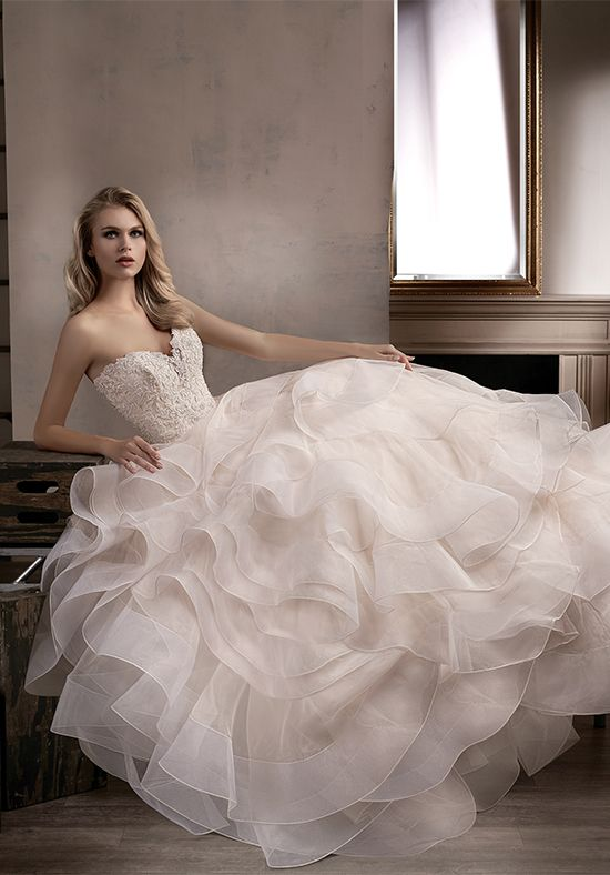 Jasmine Couture T192010 Ball Gown Wedding Dress