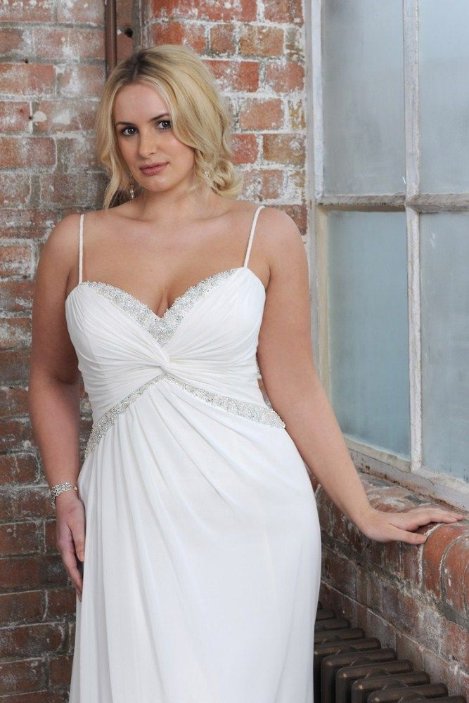 View Dress - CALLISTA Collection: 4143 - For Brides With Curves ...