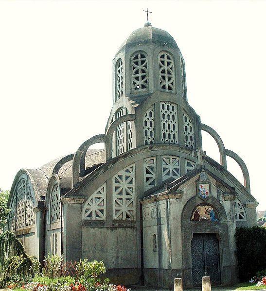 Clamecy,Notre Dame de Bethleem