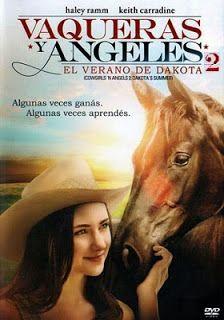 Vaqueras y Angeles 2 online latino 2014 VK