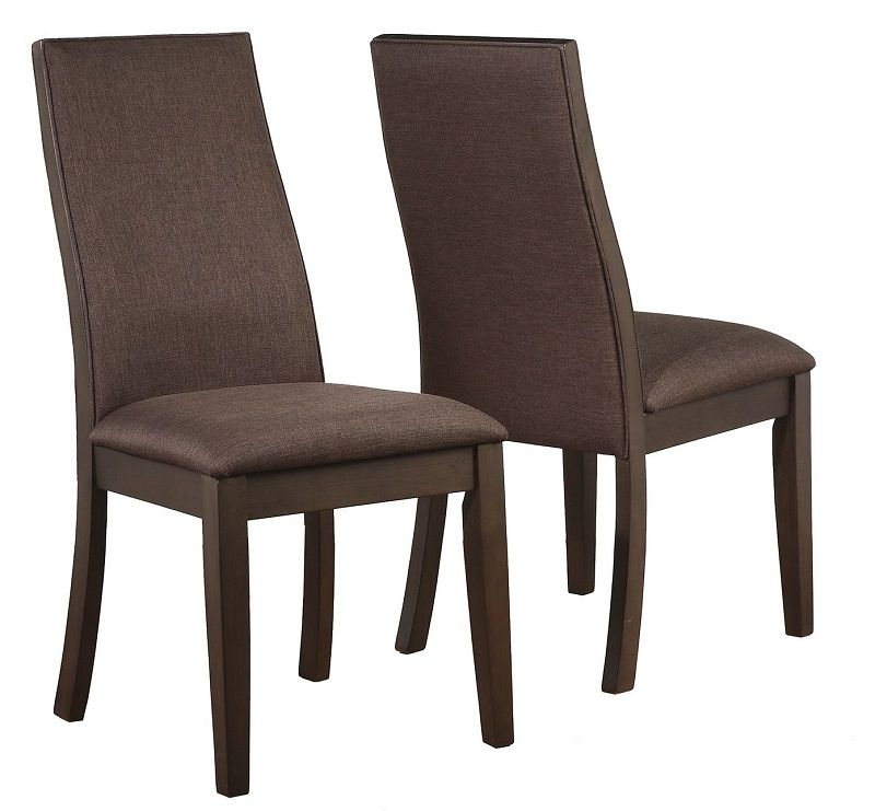 Spring Creek 106582 Dining Chair Set Of 2 Free Shipping Fabric Dining Chairs Dining Chairs Dining Chair Set