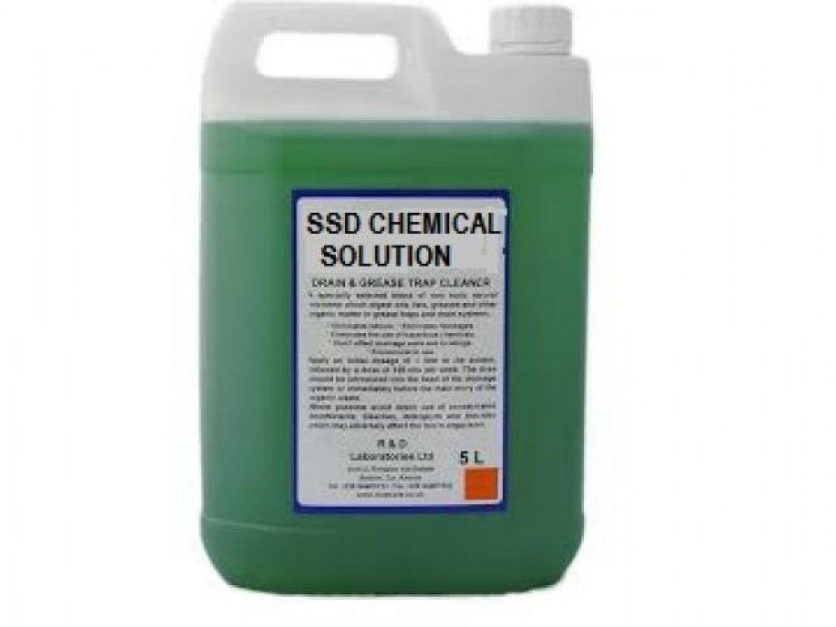 Ssd chemicals is waterbased homogeneous solution chemical