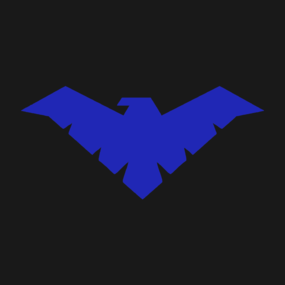Nightwing Symbol Google Search Nightwing Props Concept Symbol Design