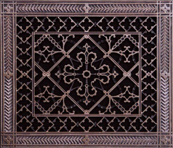 Decorative Grille 10x12 Arts And Crafts Style Beaux Arts Classic Products Decorative Grilles Foyer Decorating Decorative Vent Cover