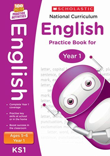 National Curriculum English Practice Year 1 100 Lessons 2014
