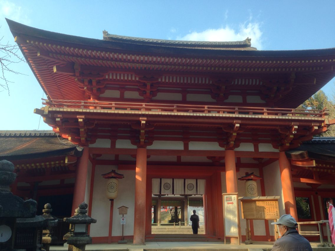春日大社 (Kasuga-Taisha Shrine [World Heritage] 奈良市奈良公園 2015.03.12)