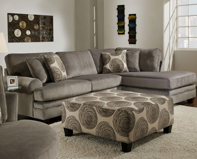 Albany8642 By Albany Industries At Schewels Va Albany 8642 2 Piece Sectional Sofa Chelsea Home Furniture Living Room Furniture Sectional Sofa With Chaise #schewels #living #room #furniture