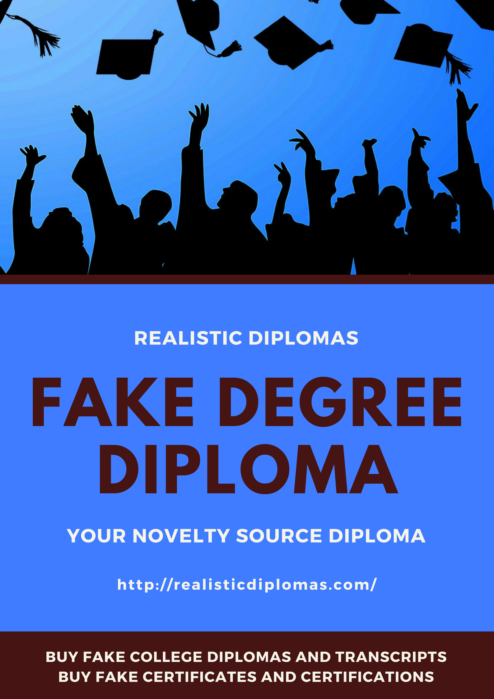 Are You Looking For Fake Degree Diploma Or Certificates Online Get