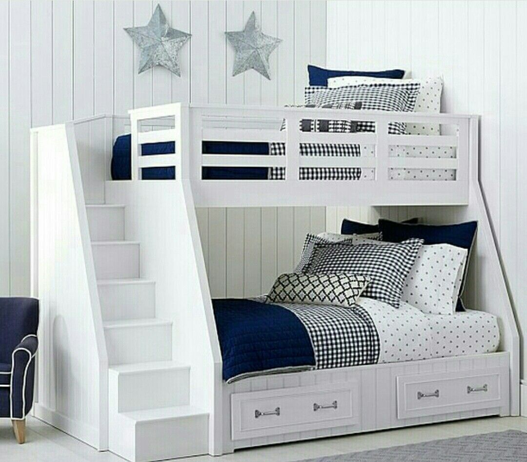 Cute loft bed ideas  Pin by jacinthe Messier on Chambres in   Pinterest  Bunk beds