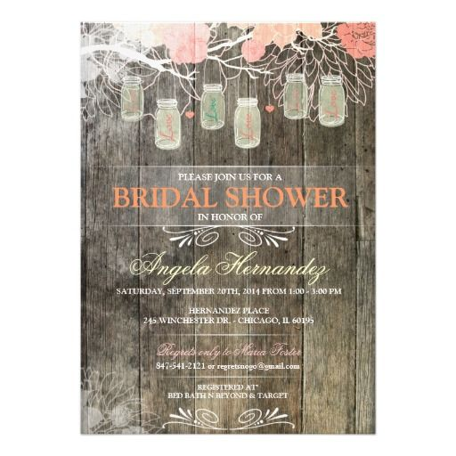 See MoreRustic Mason Jar Bridal Shower Invitationso please read the important details before your purchasing anyway here is the best buy