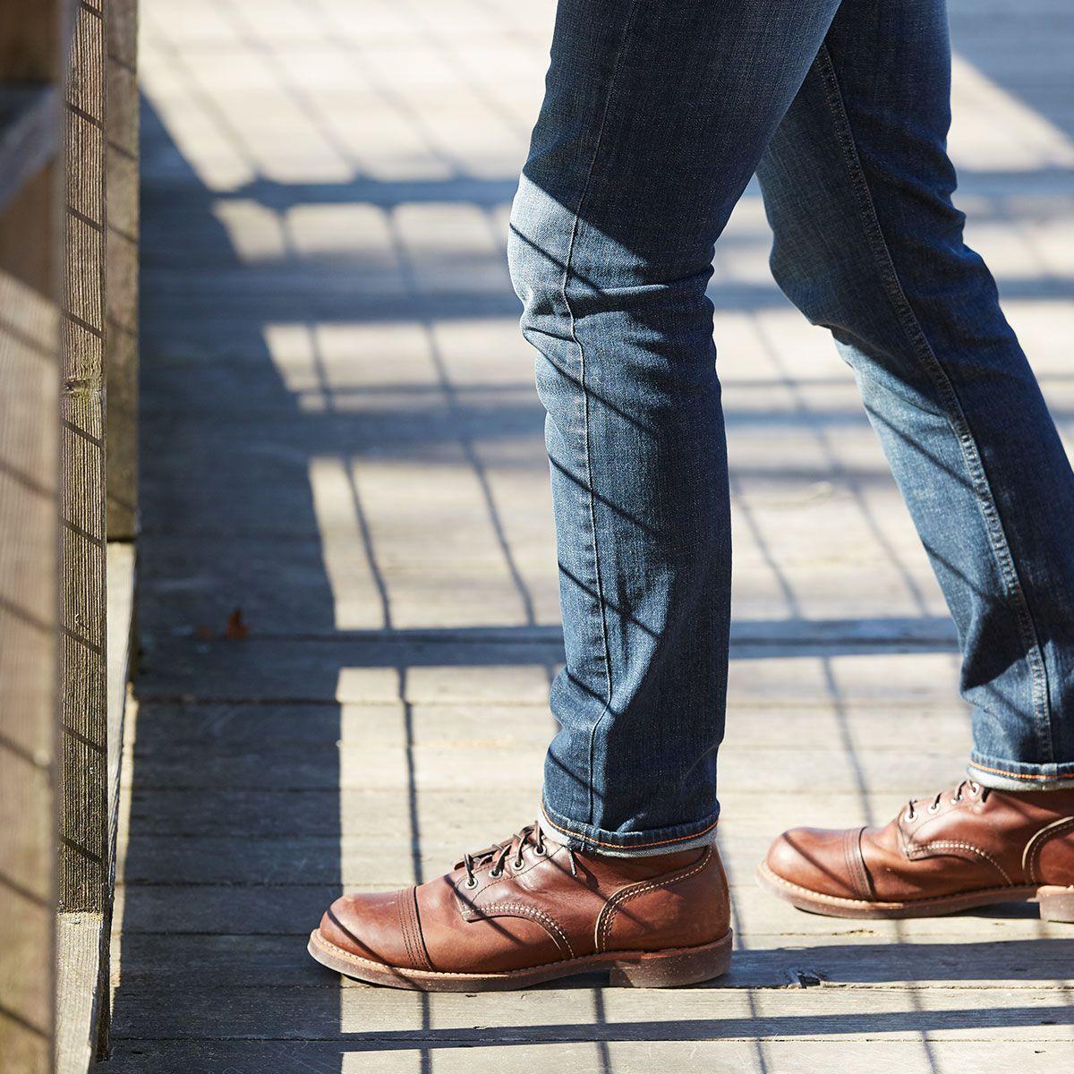 Lee Mens Modern Series Slim Tapered Leg Jeans