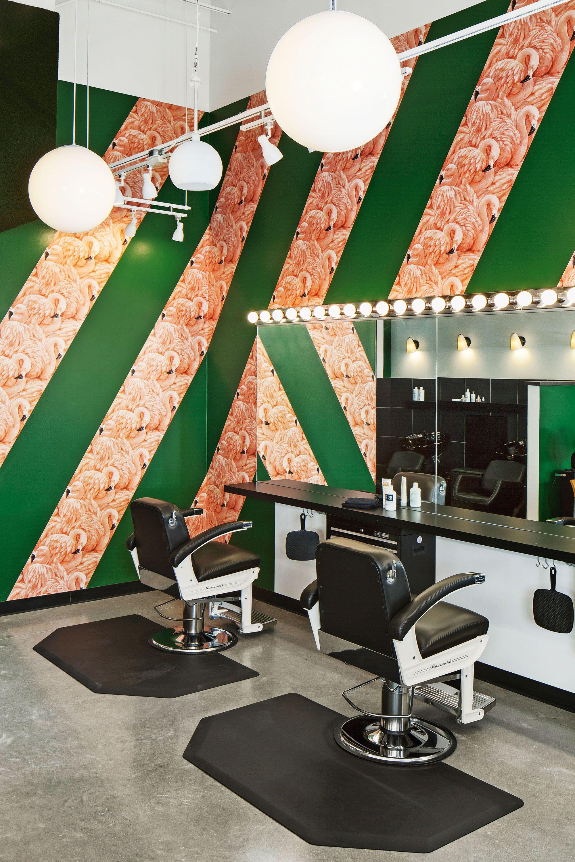 Beautiful Barbershops Around The World Barber Shop Barber Shop Decor Interior Styling