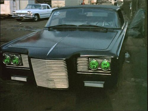 1966 Imperial Crown The Green Hornet S Car With Images Green