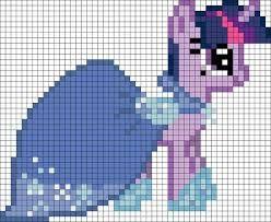 Resultat De Recherche D Images Pour Pixel Art Facile Kawaii My Little Pony Sweetie Bell Termomozaika Shemy Dlya Biseropleteniya Risunki