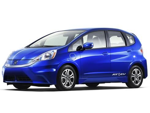 The 2013 Honda Fit EV Is The Most Efficient Car Sold On These Shores,  According To The EPAu2014and Itu0027s Been Awarded The Highest Fuel Efficiency  Equivalency ...