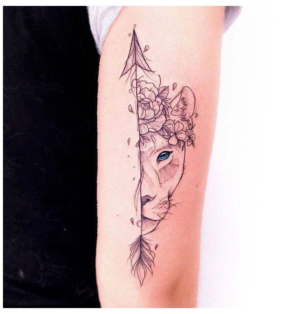 Photo of 35 Inspiring Arm Tattoo Design Ideas for Women 2020 #arm #tattoo #stencil #armta…