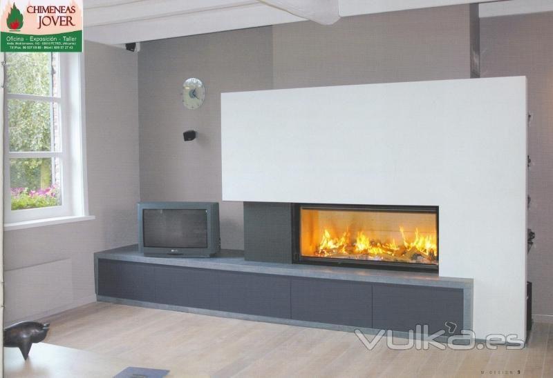 chimeneas de todos los estilos y tiempos pg 18 decorar tu casa
