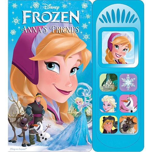 Little Sound Book Disney Frozen