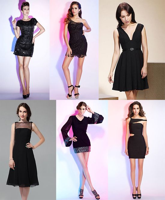 little-black-dresses 1 3 and maybe 5