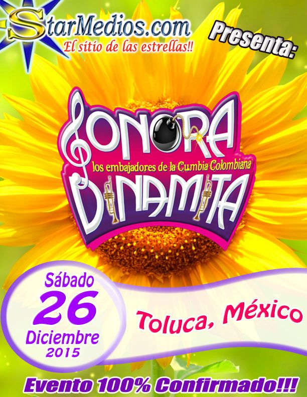 Sonora Dinamita ECC