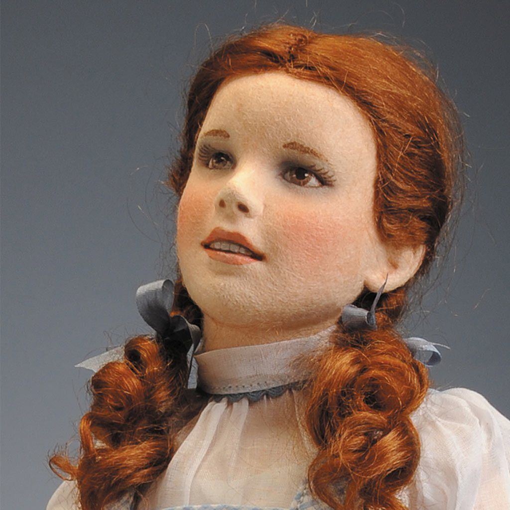 Dorothy In 2020 Wizard Of Oz Judy Garland Painted Features