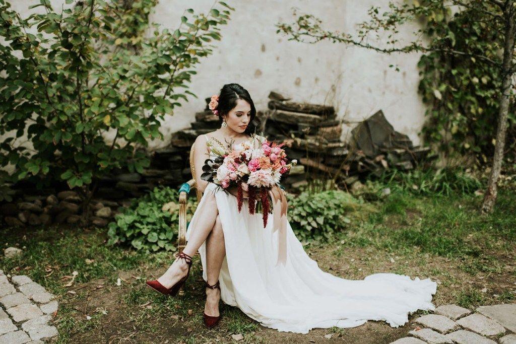 Colorful Southwestern Spanish Inspired Wedding Inspiration