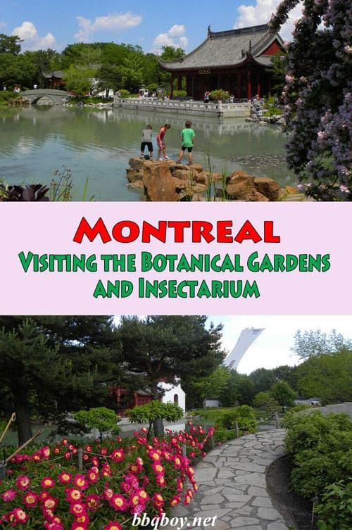 All you need to know about vsiting Montreal's Botanical Gardens #Montreal #BotanicalGardens #Canada #travel