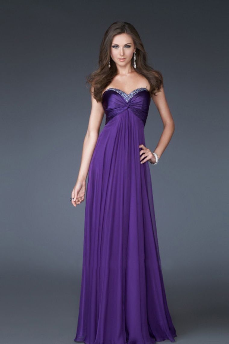 2012 Collection Prom Dresses Beading/Sequins Ruffles Sweetheart ...