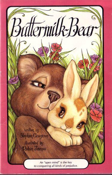 buttermilk bear (a childhood read)