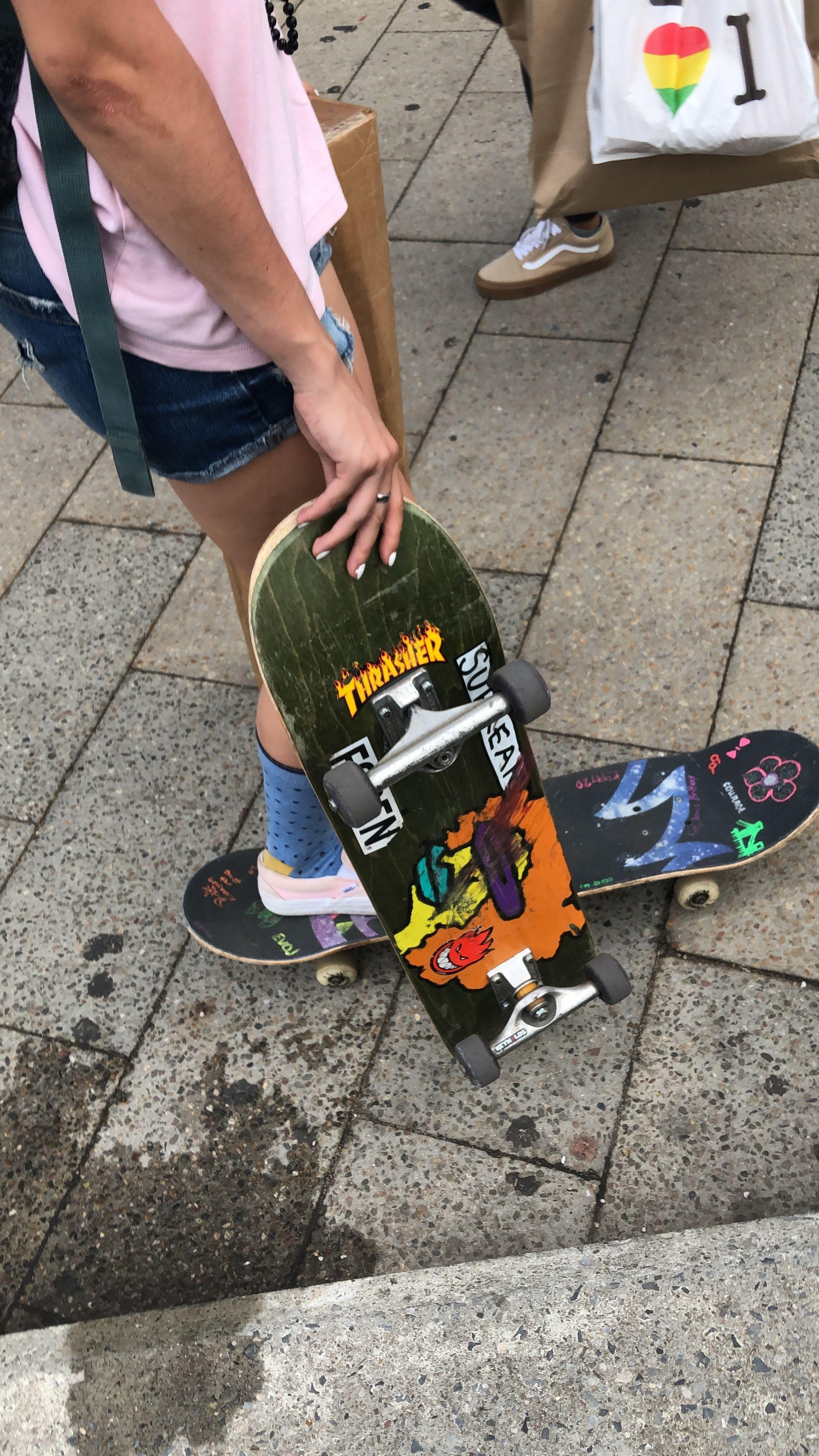 tavola skate vans