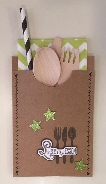 Cutlery bag  - Zukünftige Projekte - #bag #Cutlery #Projekte #Zukünftige #gutscheinverpacken