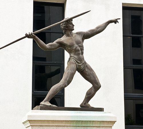 7 Atlet kuno dengan kekuatan mengerikan yang mampu menekuk kalah para Atlet modern.