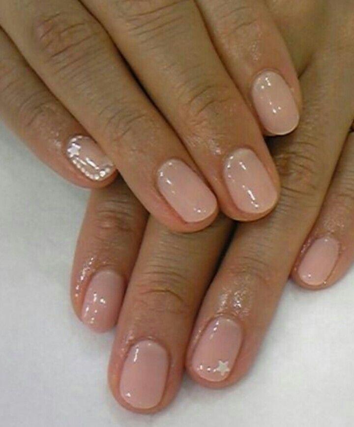 Love this! | Makeup, nails & skin care! | Pinterest | Natural nails ...