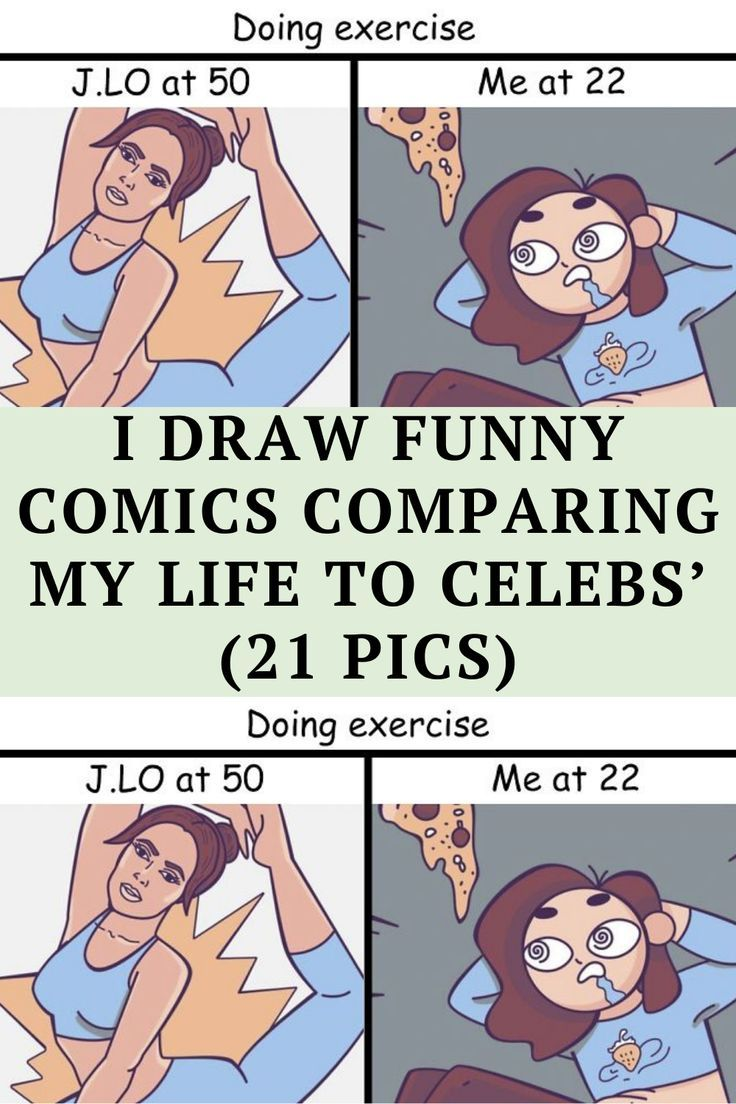 I really love all the characters in my comics! And I think that these kinds of comics make your Instagram feed far more interesting, too