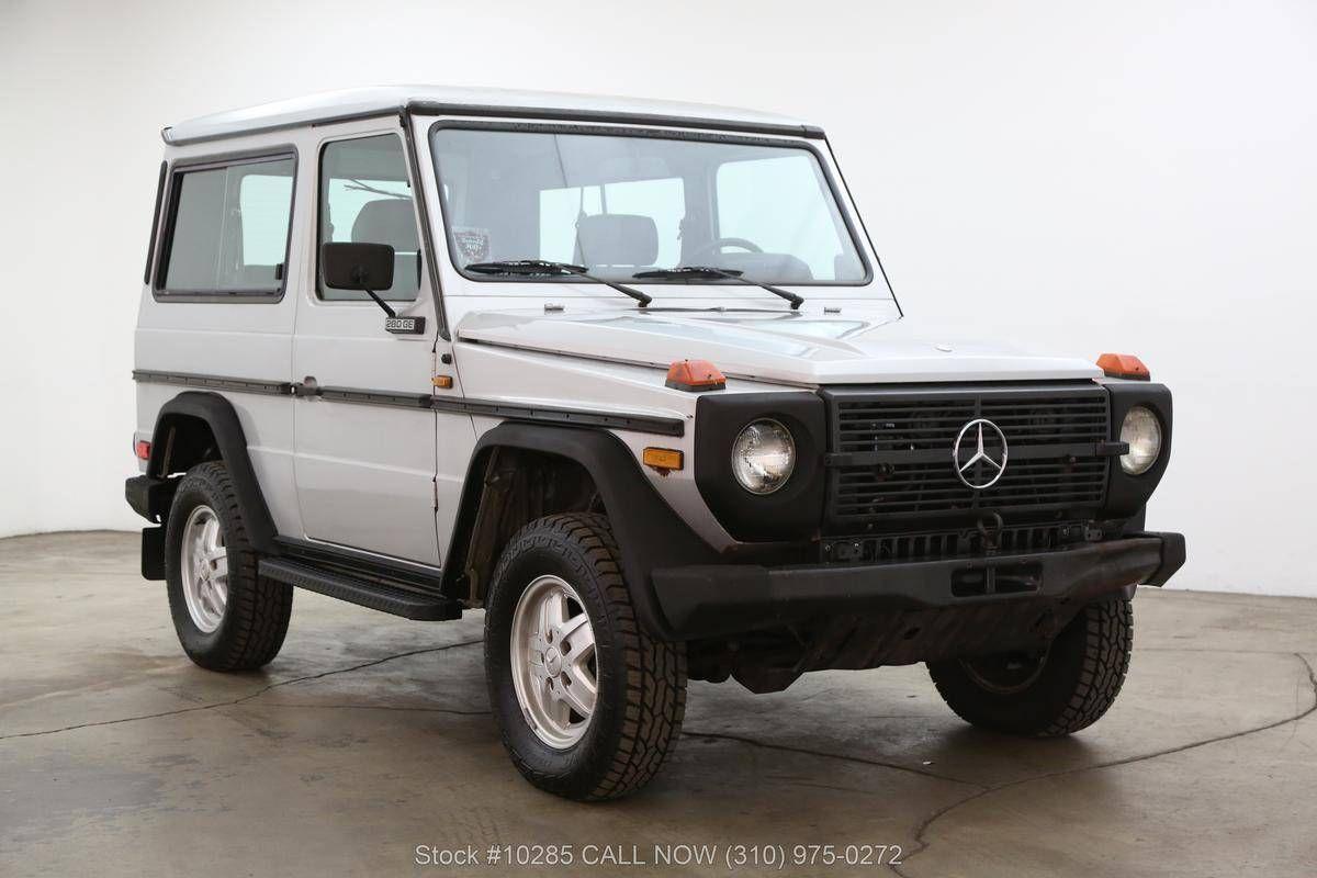 1988 Mercedes Benz 280ge For Sale 2191848 Hemmings Motor News