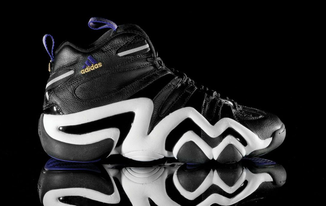 The Future Is Here 10 Sneakers That Were Ahead Of Their Time Most Expensive Basketball Shoes Basketball Shoes Adidas Crazy