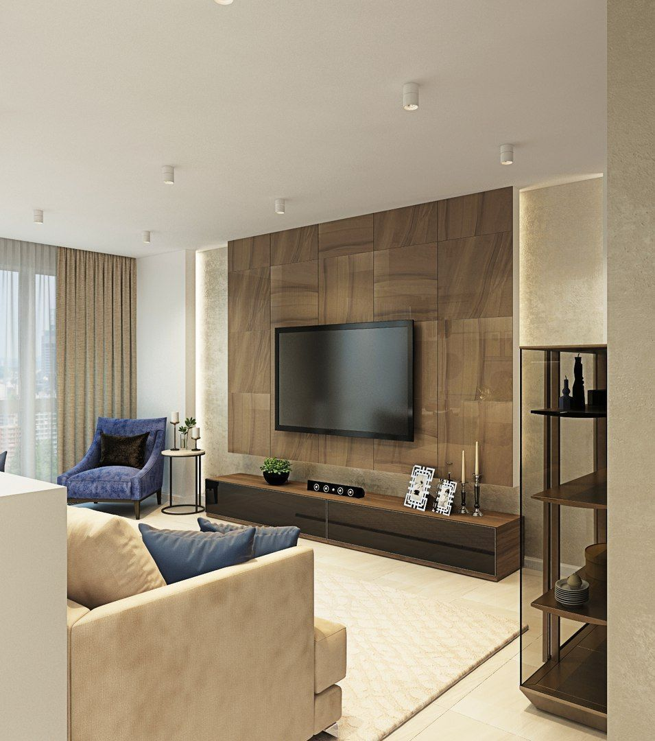 Living Room Design Modern, Home Theater