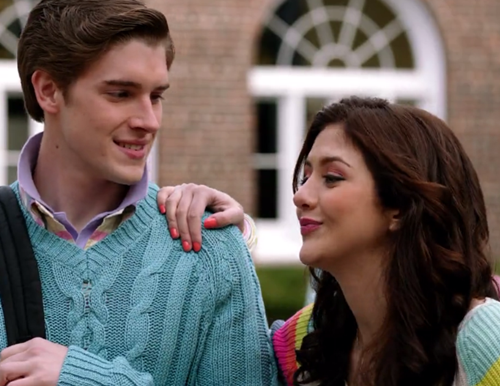 Our Favorite '80s Fashion and Beauty Moments in The Carrie Diaries