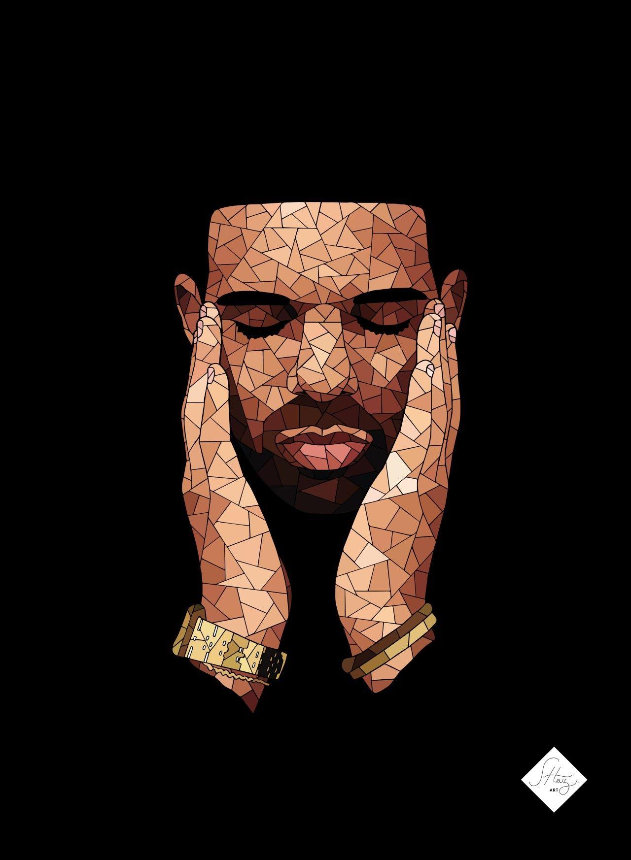 Awesome Drake iPhone 6 Wallpaper Drake art, Drake iphone