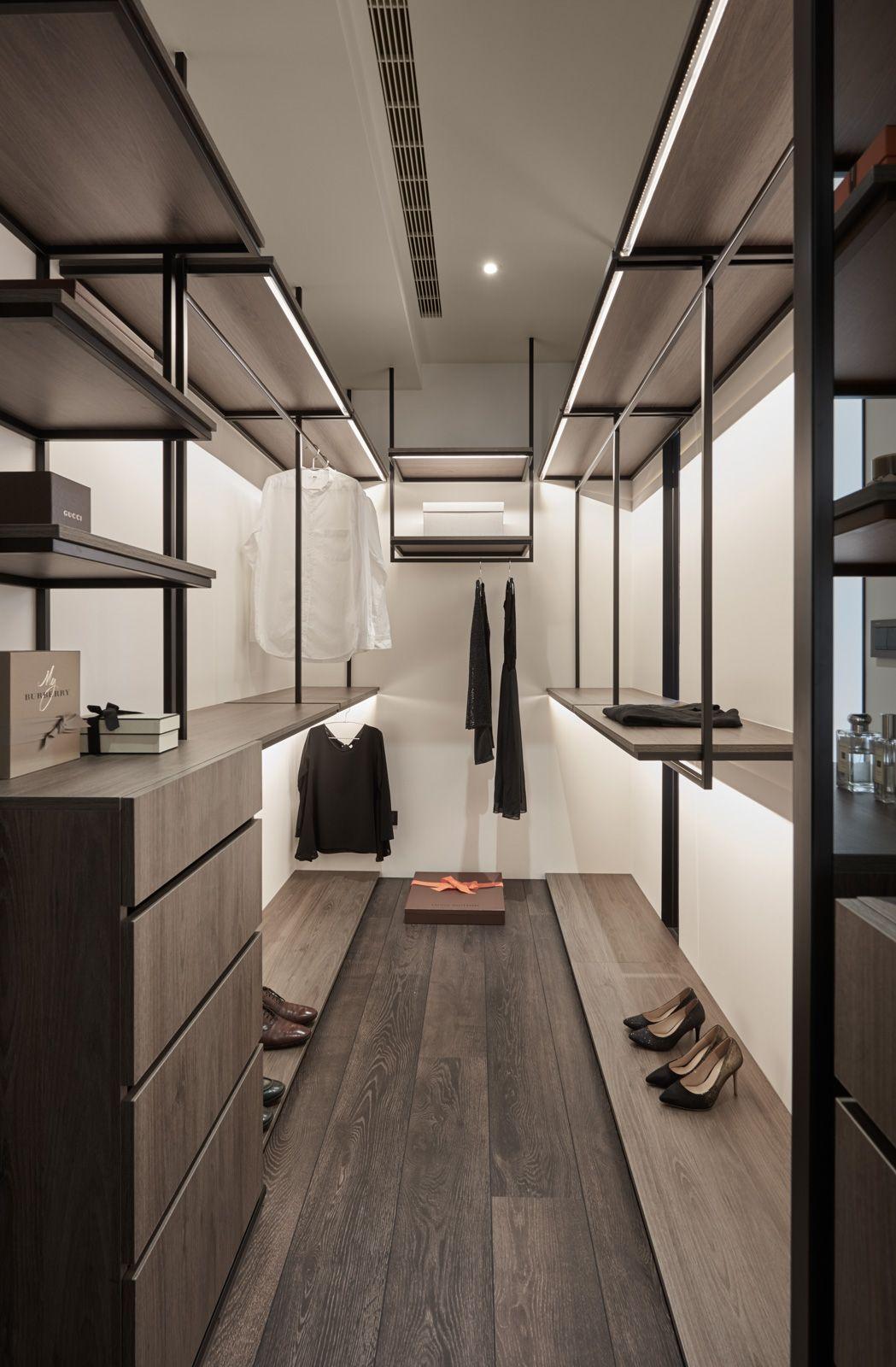 展翼翱翔 剛中帶柔的單身型男部屋 Interior Desig Home Dream House