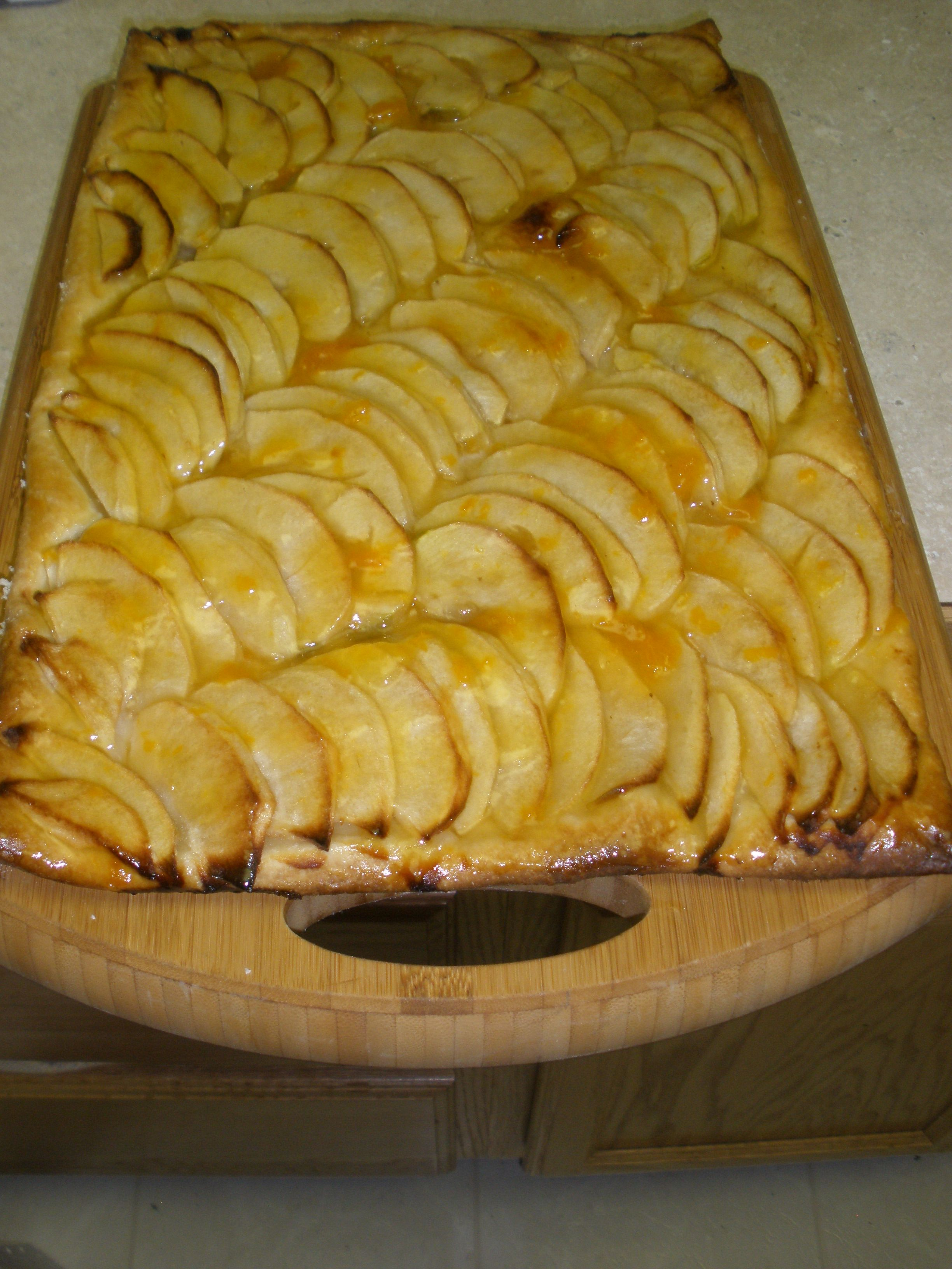 French apple tart ina garten 39 s recipe i made this and it - Ina garten french recipes ...
