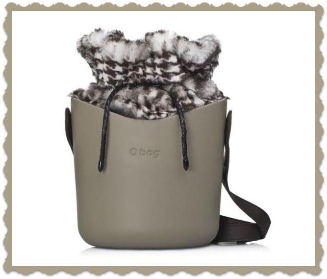 O Bag Borsa a secchiello O Basket inverno 2015 2016  34620ed5c62