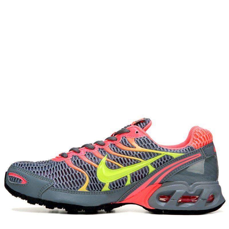 a2058d406b64e Nike Women s Air Max Torch 4 Running Shoes (Grey Punch Volt) - 6.5 M