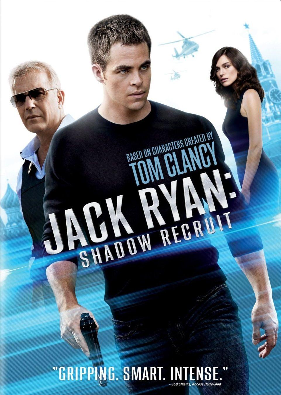 Jack Ryan Shadow Recruit Stream